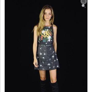 NWOT Lenni The Label Negative Dress